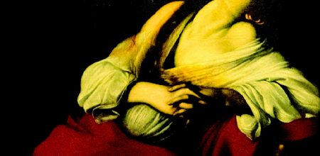 Caravaggio's Mary Magdalen in Ecstasy, the original